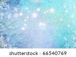 stars on blue background   Shutterstock . vector #66540769