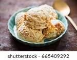 Salted Caramel Ice Creams On...