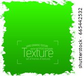 grunge texture with distressed... | Shutterstock .eps vector #665442532