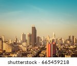 views of the city. this is the... | Shutterstock . vector #665459218