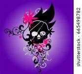 design elements set | Shutterstock .eps vector #665498782