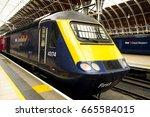 london  uk   june 9  2017  ... | Shutterstock . vector #665584015