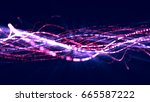 abstract luxury background  | Shutterstock . vector #665587222