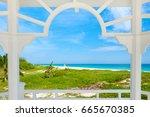 View Of The Beach Of Varadero...