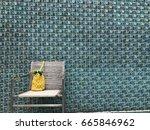 wall | Shutterstock . vector #665846962