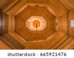 Interior. The Ceiling And Dome...