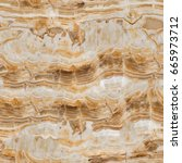 background of natural stone ... | Shutterstock . vector #665973712