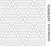 strokes and blocks wallpaper....   Shutterstock .eps vector #665985826