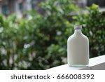 milk | Shutterstock . vector #666008392