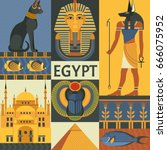 Egypt Travel Poster Concept....