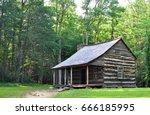 Carter Shields Cabin At Cades...