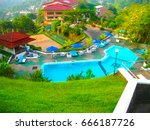 kandy  sri lanka   may 02  2009 ... | Shutterstock . vector #666187726
