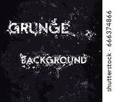 grunge background. vector...   Shutterstock .eps vector #666374866