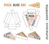stock vector design of box for... | Shutterstock .eps vector #666448906