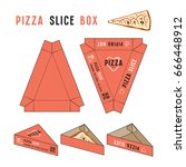 stock vector design of box for... | Shutterstock .eps vector #666448912