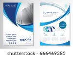 template vector design for... | Shutterstock .eps vector #666469285