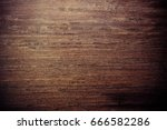 wood grungy background with... | Shutterstock . vector #666582286