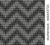 abstract charcoal mottled... | Shutterstock .eps vector #666653722