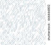 geometric random lines pattern. ...   Shutterstock .eps vector #666666802