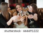 holidays  nightlife ... | Shutterstock . vector #666691222