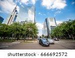 brussels  belgium   june 01 ... | Shutterstock . vector #666692572