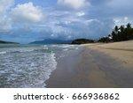 langkawi island beach. jewel of ...   Shutterstock . vector #666936862