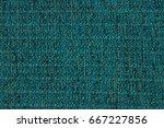 natural fabric texture. fabric...   Shutterstock . vector #667227856