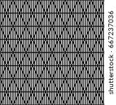 white vertical lines on black... | Shutterstock .eps vector #667237036
