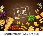 realistic brown background with ...   Shutterstock .eps vector #667275418