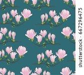 seamless vector pattern....   Shutterstock .eps vector #667296475