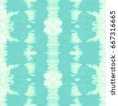 vector tie dye seamless pattern.... | Shutterstock .eps vector #667316665