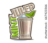 vector illustration of alcohol...   Shutterstock .eps vector #667423366
