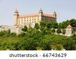 bratislava castle  slovakia | Shutterstock . vector #66743629