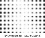 abstract halftone dotted...   Shutterstock .eps vector #667506046