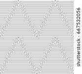blocks wallpaper. repeated...   Shutterstock .eps vector #667532056