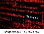 Small photo of Virus malware