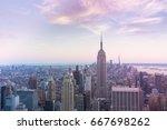 new york city   june 24  2017   ... | Shutterstock . vector #667698262