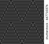 blocks wallpaper. repeated...   Shutterstock .eps vector #667710376