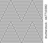 blocks wallpaper. repeated...   Shutterstock .eps vector #667710382