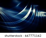abstract technology background... | Shutterstock . vector #667771162