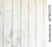 light wood texture background... | Shutterstock . vector #667841272