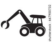 loader vector icons | Shutterstock .eps vector #667900732