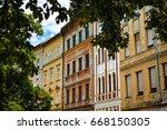 budapest   Shutterstock . vector #668150305