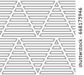 blocks wallpaper. repeated...   Shutterstock .eps vector #668175946
