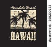 creative quote typographical... | Shutterstock .eps vector #668200138