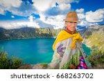 quito  ecuador   november  25... | Shutterstock . vector #668263702