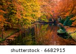 autumn colors in the forest | Shutterstock . vector #6682915