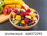 Mixed Fresh Fruits  Strawberry...