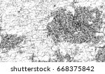 black and white abstract grunge ... | Shutterstock . vector #668375842