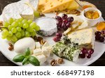 Cheese Plates Served With...